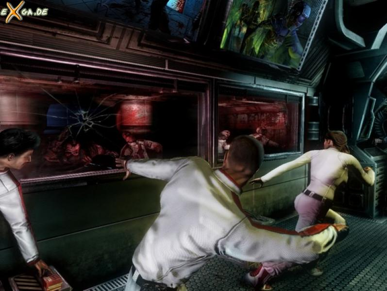 Afterfall: Insanity - bar