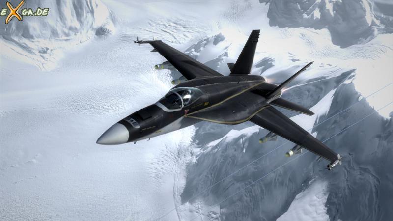 Tom Clancy's H.A.W.X. 2 - FS 18e E Super Hornet 2