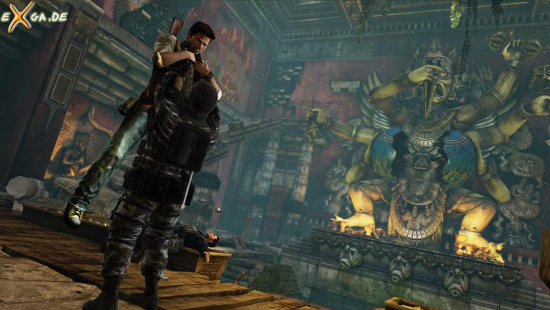 Uncharted 2: Among Thieves - uncharted-2-2