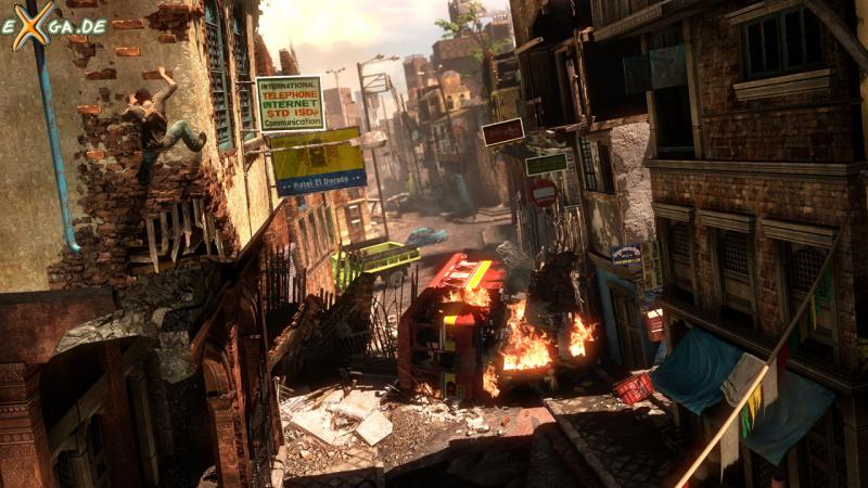 Uncharted 2: Among Thieves - Uncharted-2-09