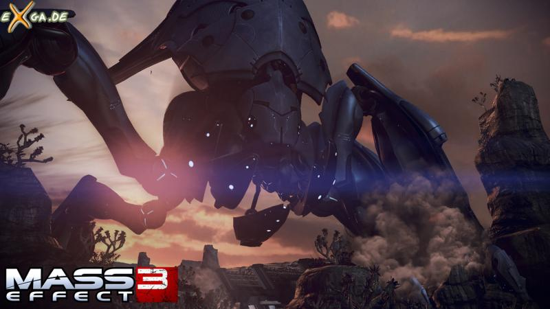 Mass Effect 3 - big bug