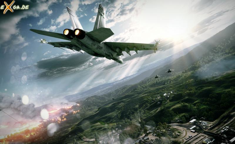 Battlefield 3 - Caspian Border - Gamescom_02