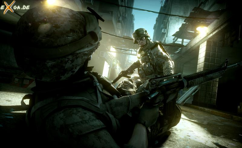 Battlefield 3 - Exfiltration - Gamescom_01