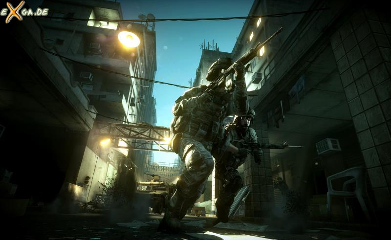Battlefield 3 - Exfiltration - Gamescom_03