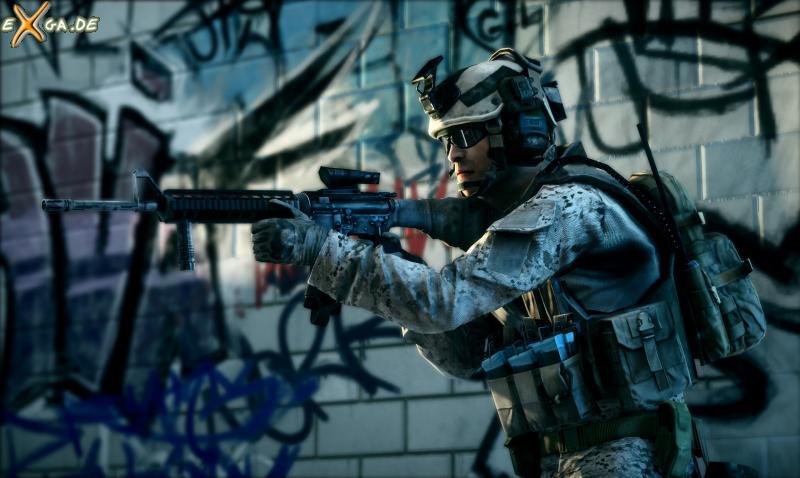 Battlefield 3 - Operation Metro- Gamescom_02