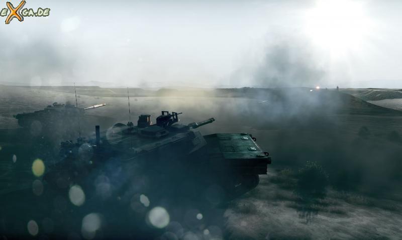 Battlefield 3 - Thunder Run - Gamescom_01
