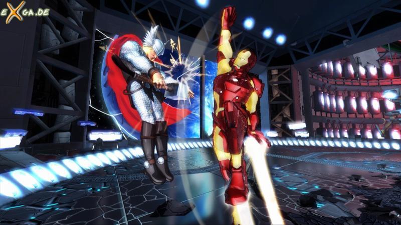 Marvel Avengers: Kampf um die Erde - Iron_vs_Thor3