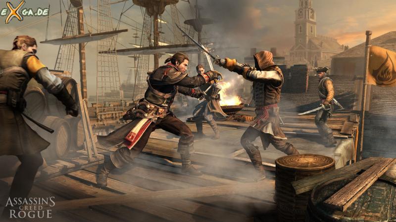 Assassin's Creed: Rogue - Assassin Captain