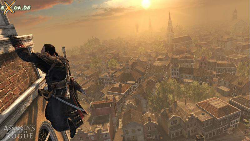 Assassin's Creed: Rogue - New York City