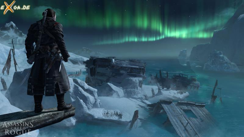 Assassin's Creed: Rogue - Northern Light