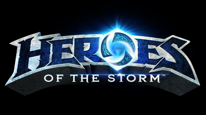 Heroes of the Storm - heroes of the storm logo