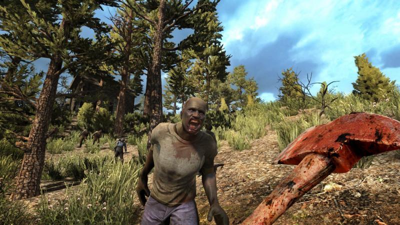7 Days to Die - Forest