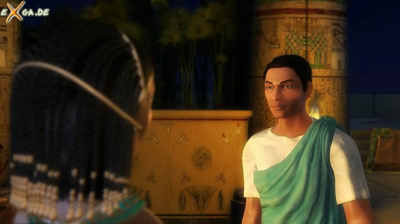 Cleopatra: Schicksal einer Königin - Cleopatra - Thomas