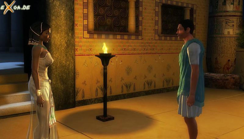 Cleopatra: Schicksal einer Königin - Cleopatra - Thomas 2