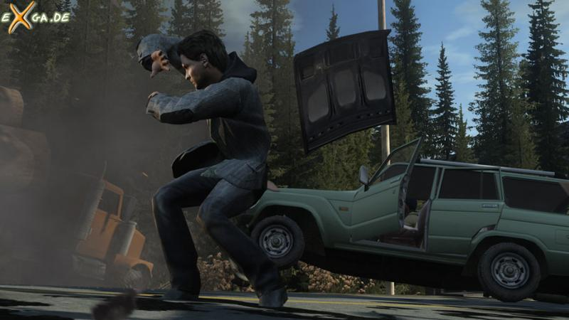 Alan Wake - justusmatrix1
