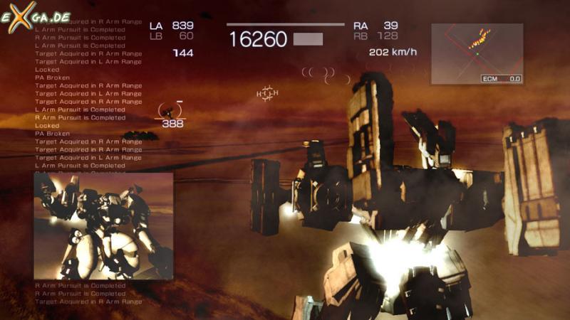 Armored Core 4 - justusmatrix1