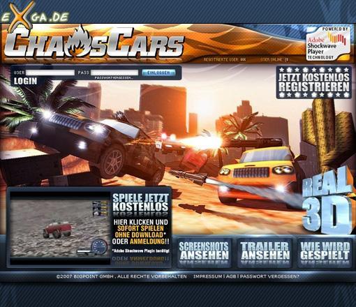 ChaosCars - 1