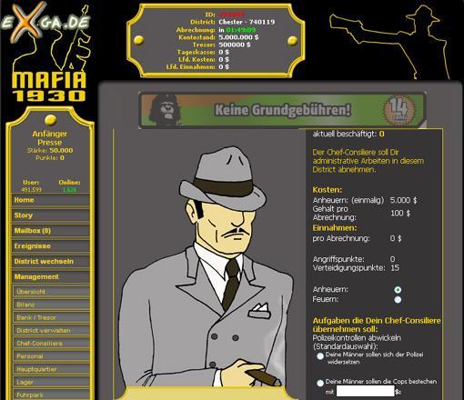 Mafia 1930 - 6
