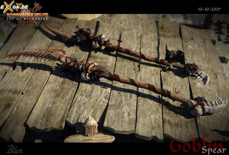 Warhammer Online - SquigHerder_Weapon