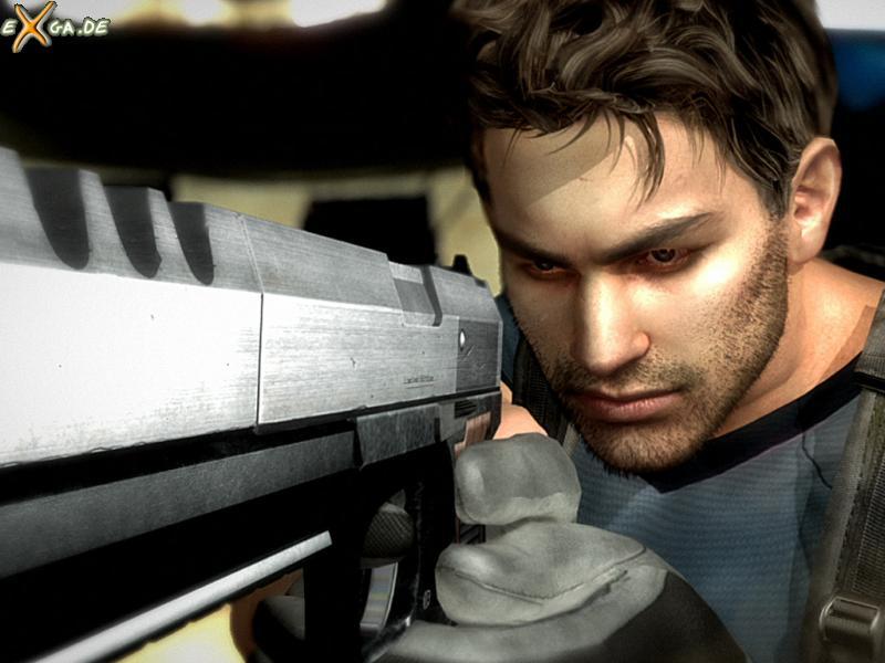 Resident Evil 5 - justusmatrix