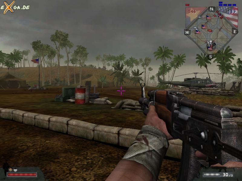 Battlefield Vietnam - justusmatrix