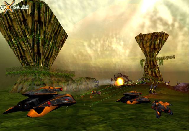 Battlezone 2 - justusmatrix