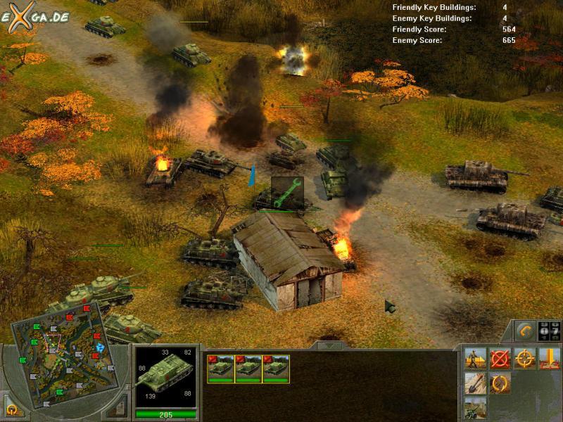 Blitzkrieg 2 - justusmatrix