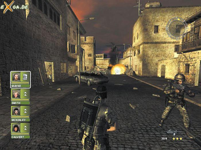 Conflict: Desert Storm 2 - justusmatrix
