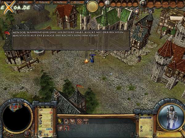 The Settlers 5: Heritage of Kings - justusmatrix