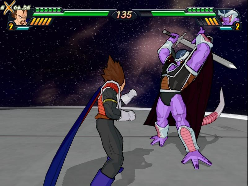 Dragon Ball Z: Budokai 3 - justusmatrix
