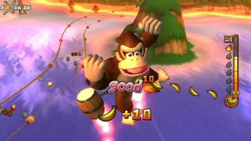 Donkey Kong Jet Race - 14