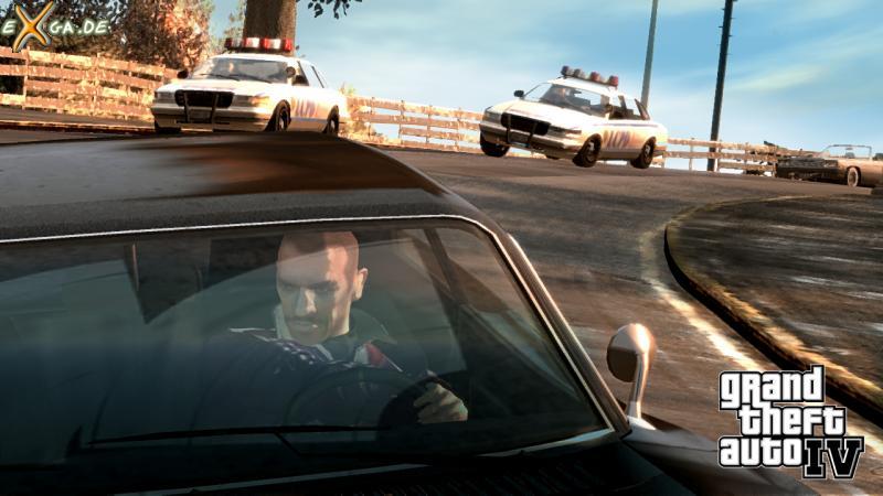 Grand Theft Auto 4 - 018