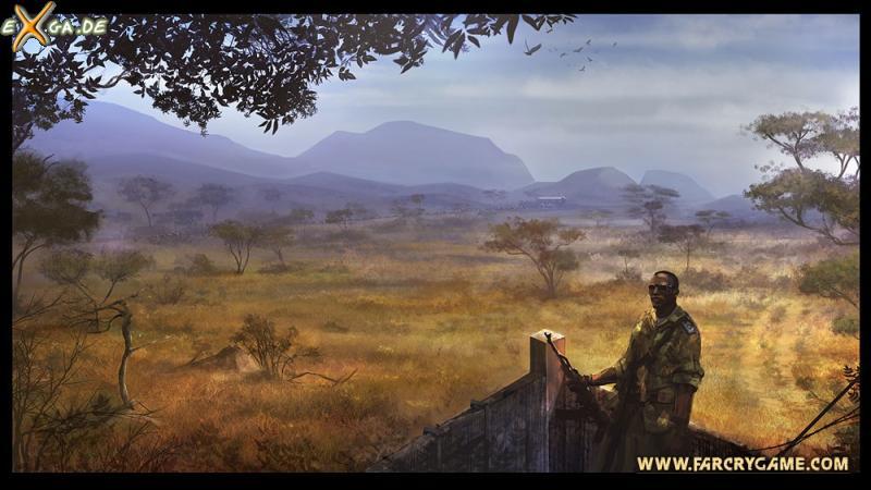 Far Cry 2 - conceptart3