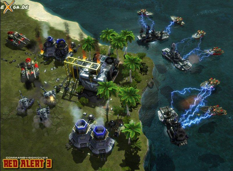 Command & Conquer: Red Alert 3 - Announcement_2image