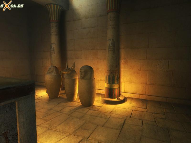 Cleopatra: Schicksal einer Königin - Cleopatra-3 Goetter