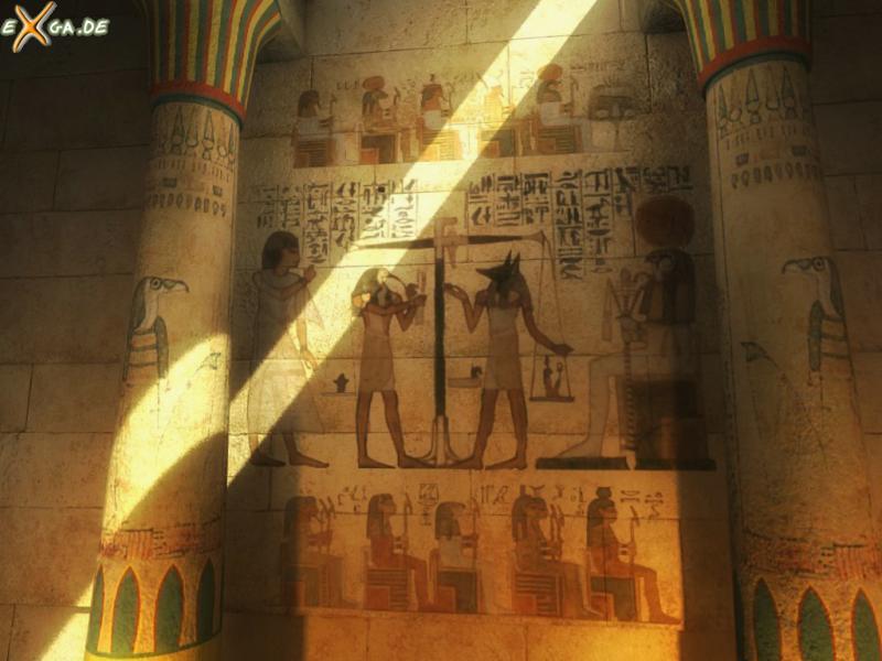 Cleopatra: Schicksal einer Königin - Cleopatra-geheimer Raum