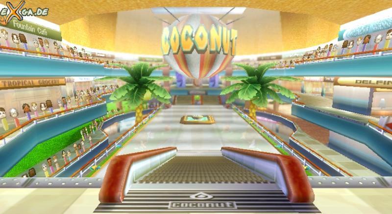 Mario Kart Wii - coconut