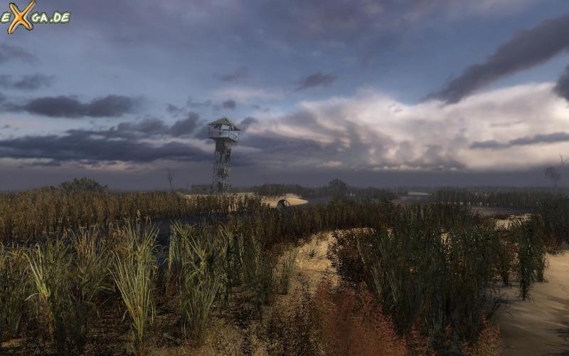 STALKER: Clear Sky - landscape