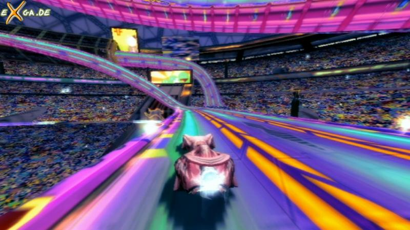 Speed Racer: The Videogame - Sequence 19
