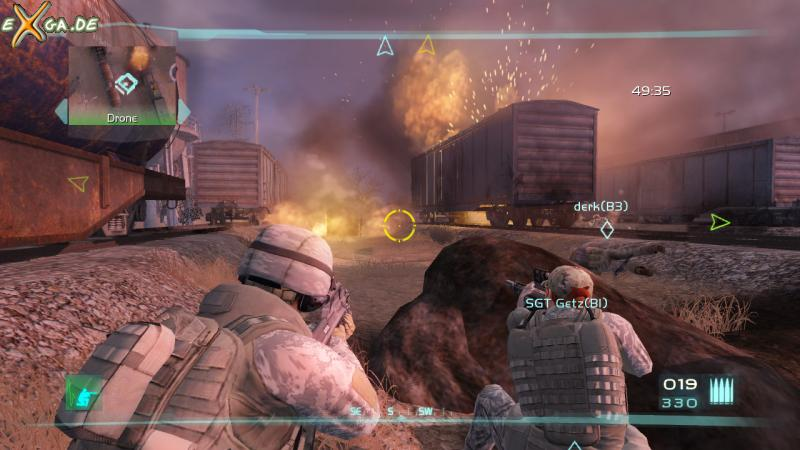 Ghost Recon Advanced Warfighter 2: Co-Op Collection 2 - Coop_Depot_02