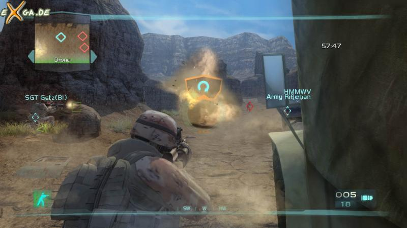 Ghost Recon Advanced Warfighter 2: Co-Op Collection 2 - Coop_River-bottom_05