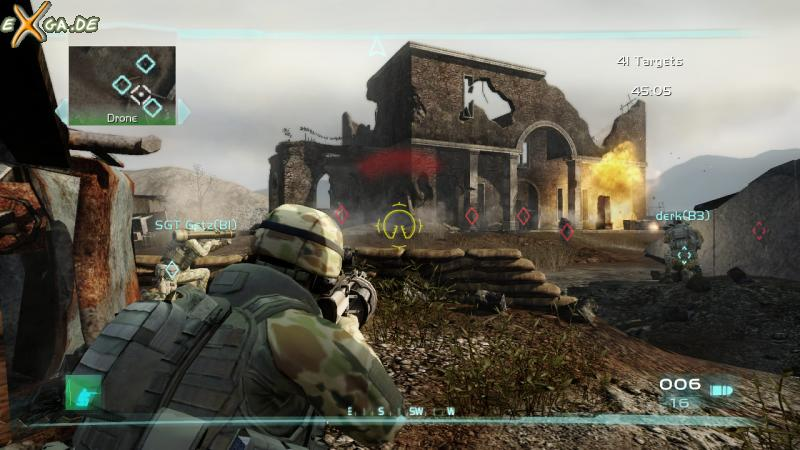 Ghost Recon Advanced Warfighter 2: Co-Op Collection 2 - Coop_Stronghold_03