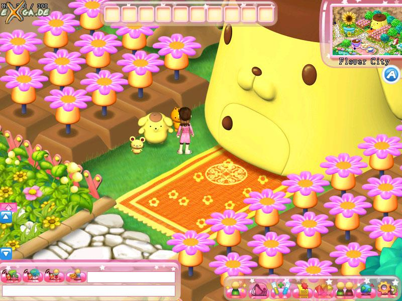 Hello kitty games online coloring book