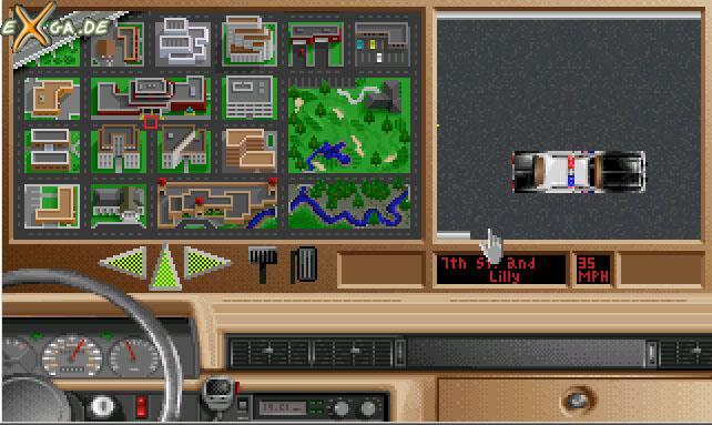 Police Quest - screenshot4