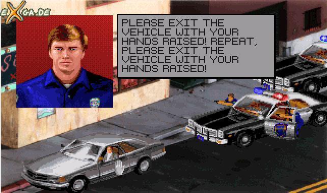 Police Quest - screenshot6