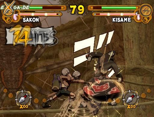 Naruto: Ultimate Ninja 3 - 1