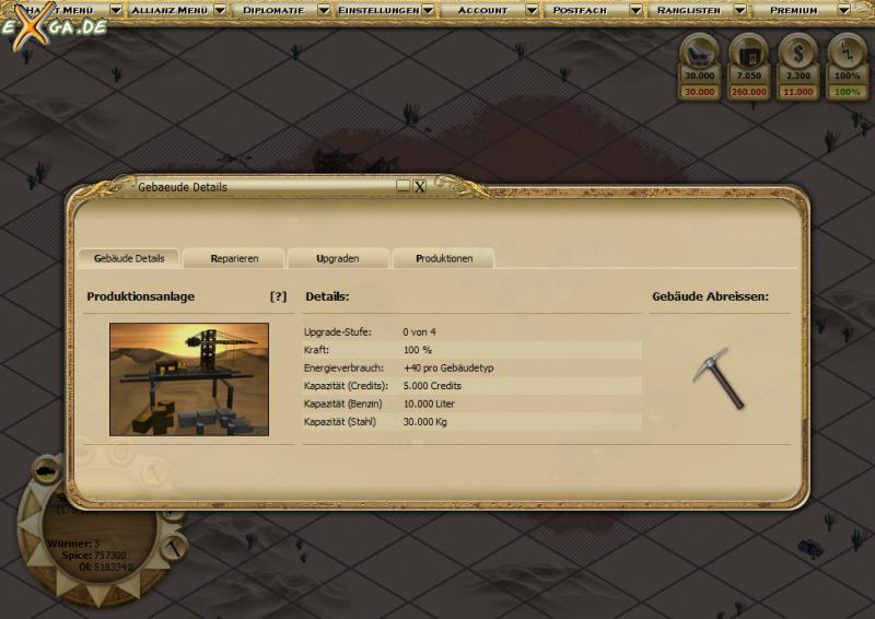 Planet Desert - screenshot_5