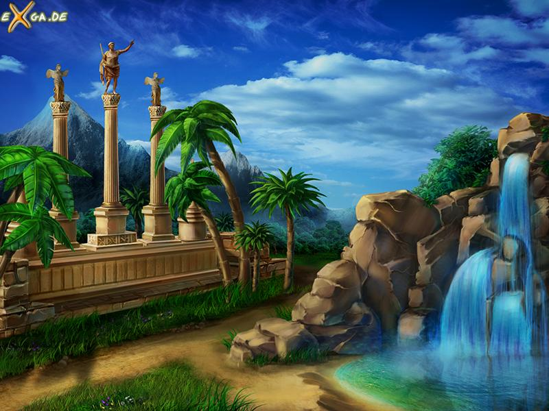 Cradle of Rome - wasserfall