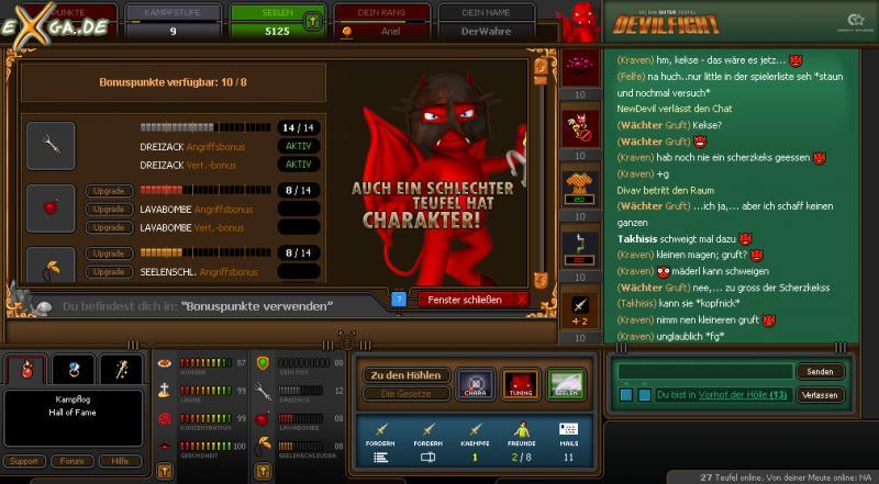 Devilfight - screenshot1