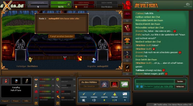 Devilfight - screenshot2